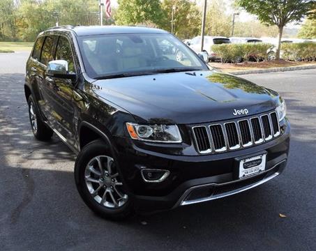 2015 Jeep Grand Cherokee for sale in Lebanon, NJ