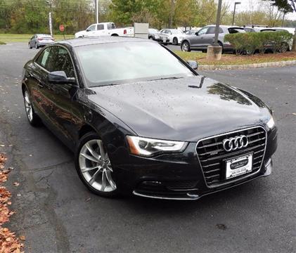 2014 Audi A5 for sale in Lebanon, NJ