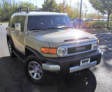 2014 Toyota FJ Cruiser for sale in Lebanon NJ