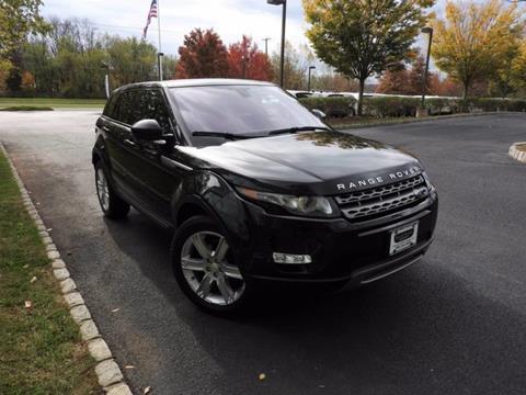 2015 Land Rover Range Rover Evoque for sale in Lebanon NJ