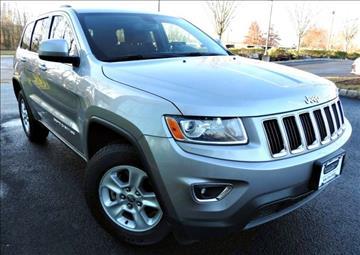 2014 Jeep Grand Cherokee for sale in Lebanon, NJ