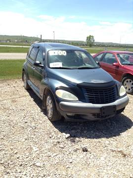 2002 Chrysler PT Cruiser for sale in Box Elder, SD