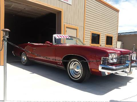 1973 Pontiac Grand Ville for sale in Rapid City, SD