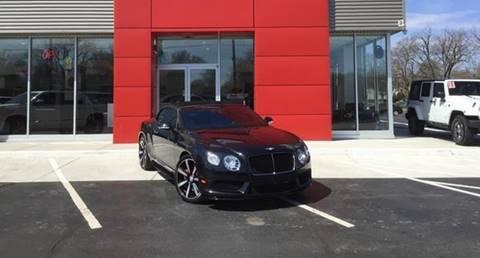 2014 Bentley Continental for sale in Detroit, MI