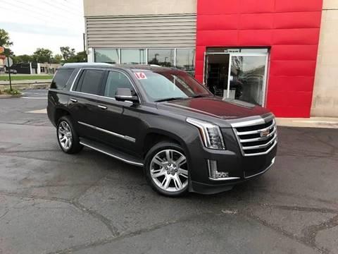 2016 Cadillac Escalade for sale in Detroit, MI