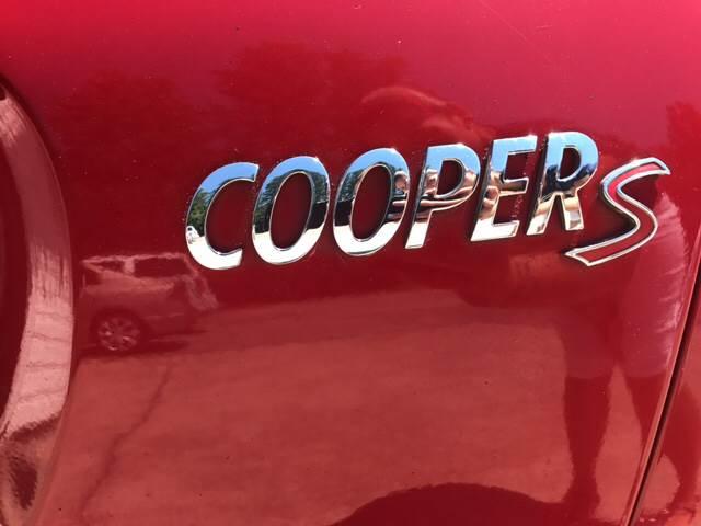 2003 MINI Cooper S 2dr Supercharged Hatchback - Douglasville GA