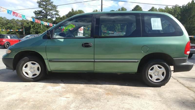 1998 Dodge Caravan 3dr Mini-Van - Douglasville GA