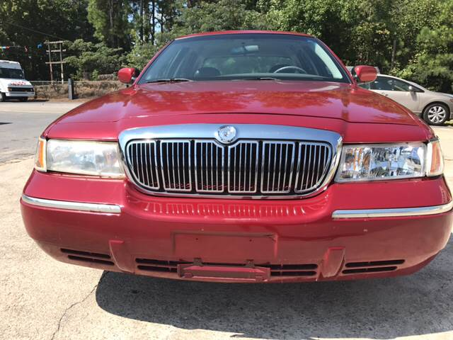 2001 Mercury Grand Marquis GS 4dr Sedan - Douglasville GA