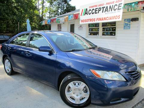 2008 Toyota Camry for sale at Acceptance Auto Sales Douglasville in Douglasville GA