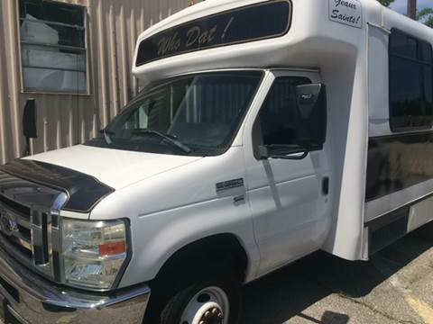 2009 Ford E-Series Chassis for sale in Metairie, LA