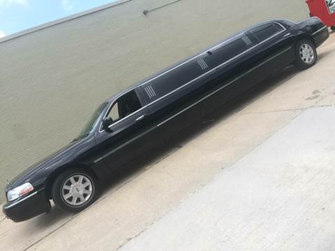 2007 Lincoln Town Car for sale in Metairie, LA