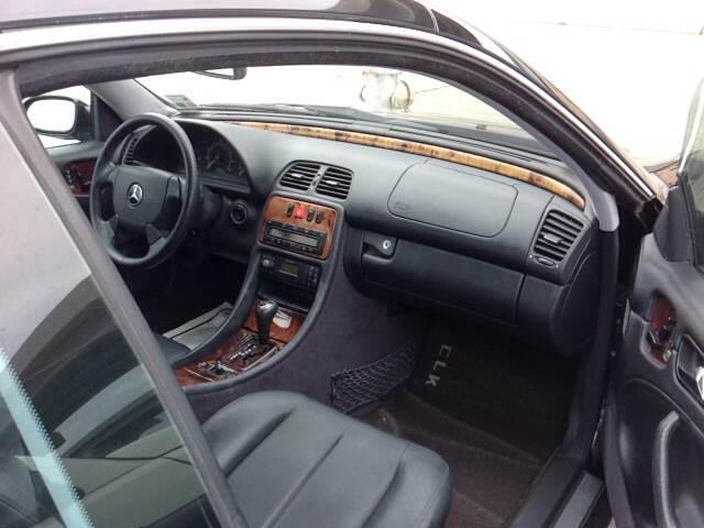 1999 Mercedes-Benz CLK CLK 320 2dr Coupe - Metairie LA