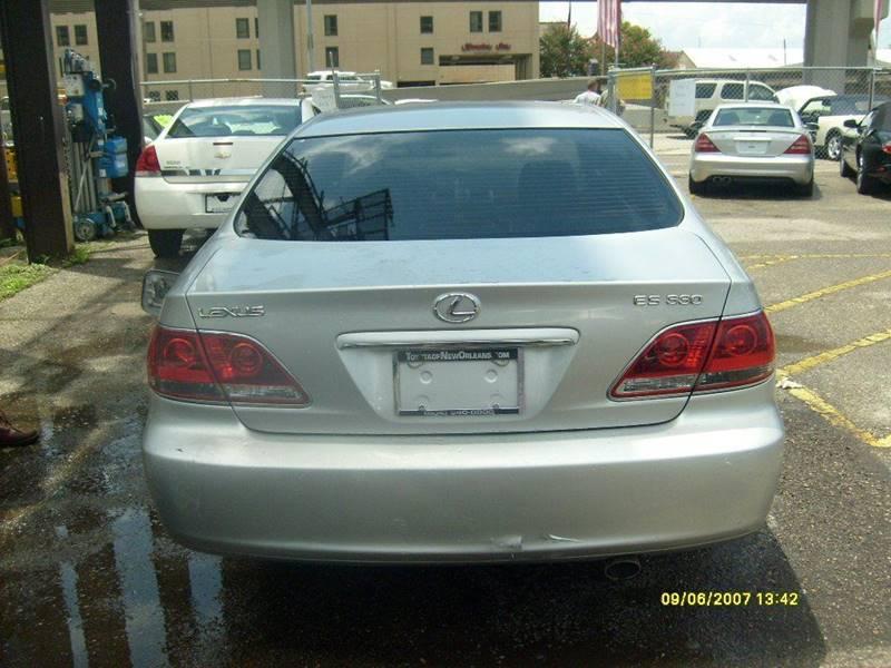 2006 Lexus ES 330 4dr Sedan - Metairie LA