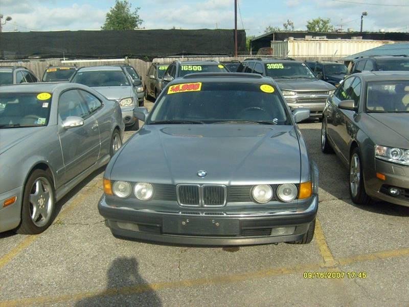 1988 BMW 7 Series 735i 4dr Sedan - Metairie LA