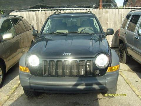 2007 Jeep Liberty for sale in Metairie, LA