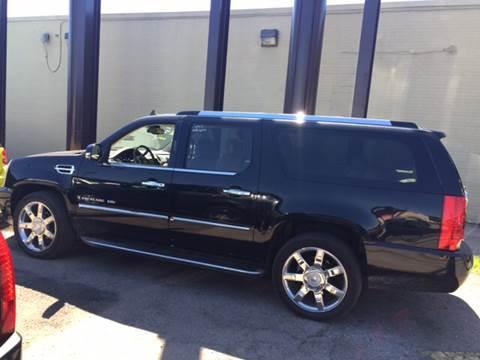 2008 Cadillac Escalade ESV for sale in Metairie, LA