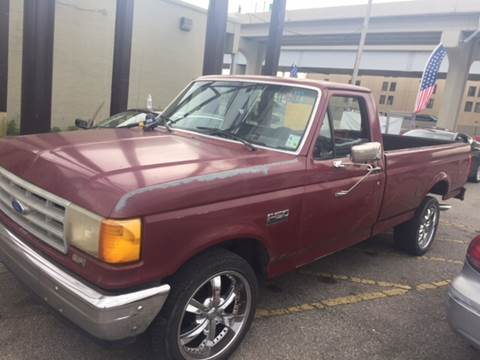 1990 Ford F-150 for sale in Metairie, LA