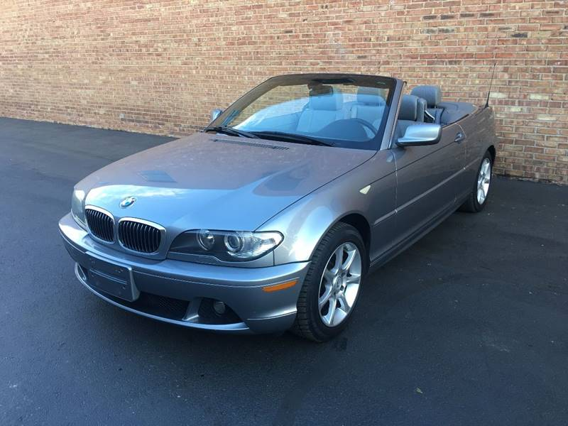 Bmw Series Ci Dr Convertible In Addison IL Kars Today - 2005 convertible bmw