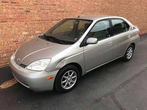 2002 Toyota Prius for sale in Addison, IL