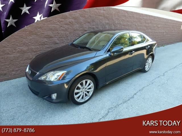 2008 Lexus Is 250 AWD 4dr Sedan In Addison IL - Kars Today
