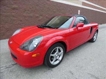 2002 Toyota MR2 Spyder for sale in Addison, IL