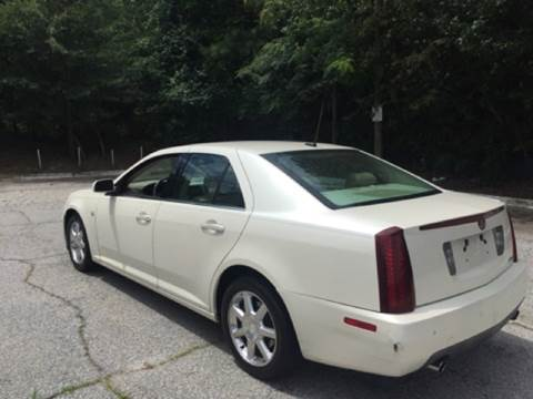2005 Cadillac STS for sale at Georgia Certified Motors in Stockbridge GA