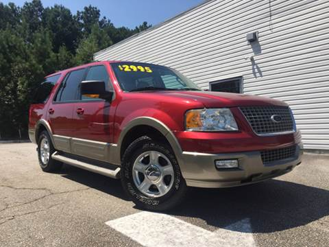 2004 Ford Expedition for sale at Georgia Certified Motors in Stockbridge GA