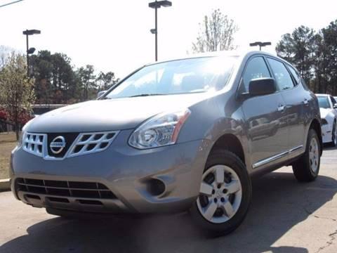 2012 Nissan Rogue for sale at Georgia Certified Motors in Stockbridge GA