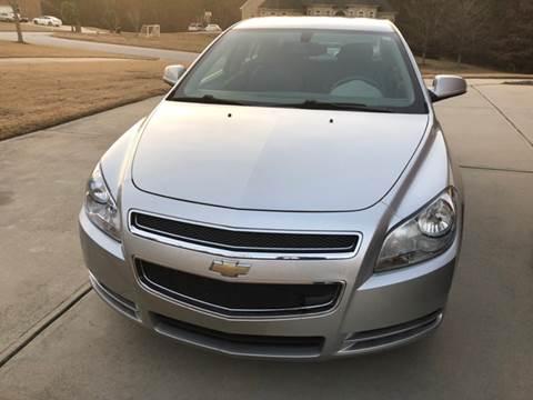 2009 Chevrolet Malibu for sale at Georgia Certified Motors in Stockbridge GA