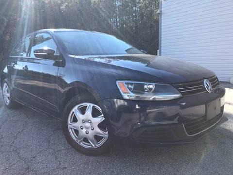 2013 Volkswagen Jetta for sale at Georgia Certified Motors in Stockbridge GA