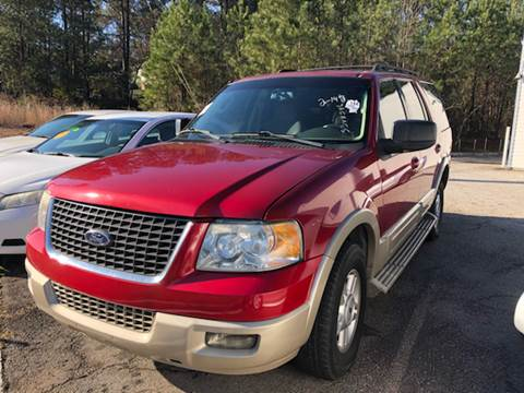 2005 Ford Expedition for sale at Georgia Certified Motors in Stockbridge GA