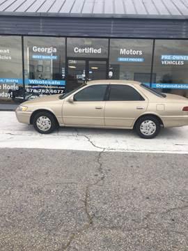 1997 Toyota Camry for sale in Stockbridge, GA