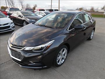 2017 Chevrolet Cruze for sale in Hamler, OH
