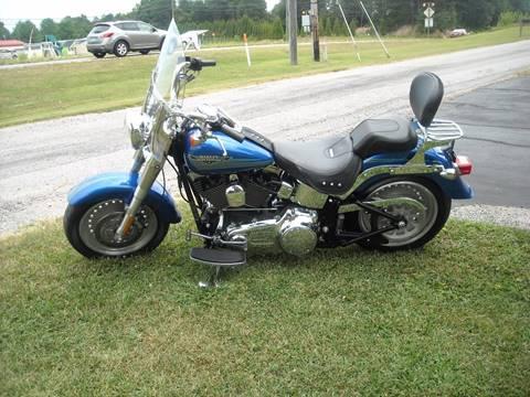 2009 Harley-Davidson Fatboy for sale in Danville, VA