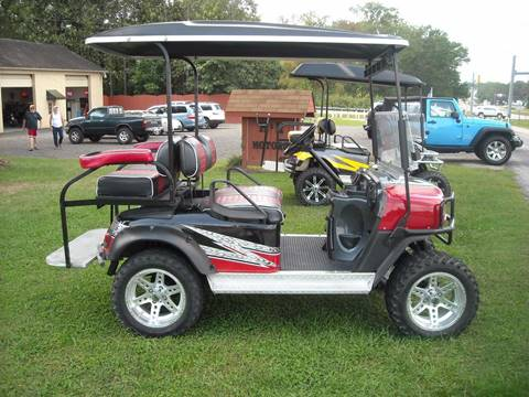 2006 E-Z-GO Custom for sale in Danville VA