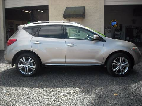 2010 Nissan Murano for sale in Danville, VA