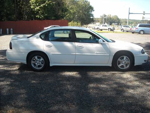 2004 Chevrolet Impala for sale in Danville, VA