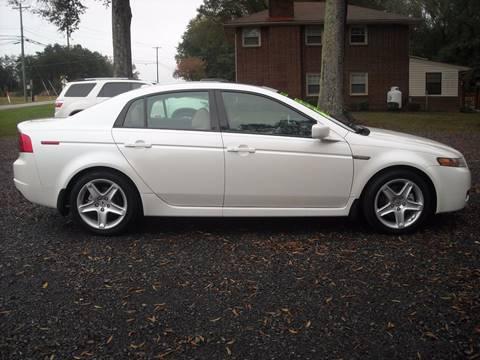 2006 Acura TL for sale in Danville, VA