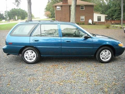 1998 Ford Escort for sale in Danville, VA
