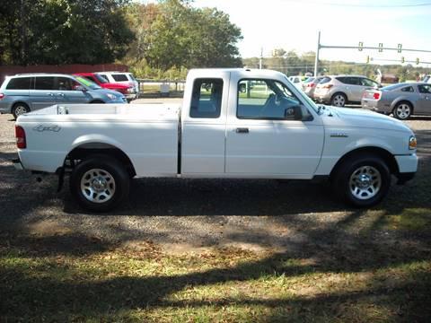 2010 Ford Ranger for sale in Danville, VA