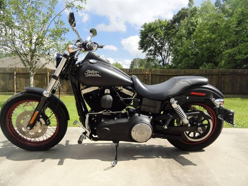 2014 Harley-Davidson FXDBP  - Lake Charles LA