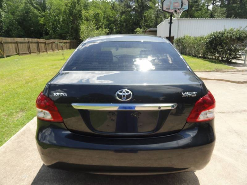 2009 Toyota Yaris 4dr Sedan 4A - Lake Charles LA