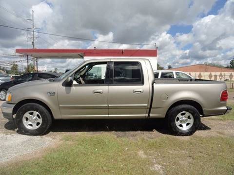 2003 Ford F-150 for sale in Lake Charles, LA