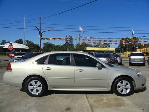 2009 Chevrolet Impala for sale in Lake Charles, LA