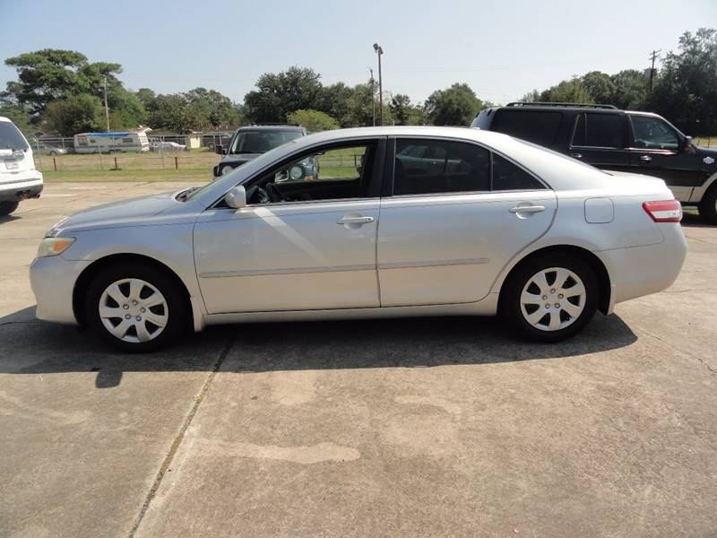 Great 2010 Toyota Camry 4dr Sedan 6A   Lake Charles LA