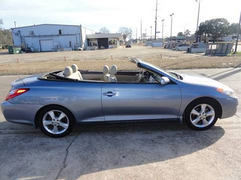 Good 2006 Toyota Camry Solara For Sale In Lake Charles, LA