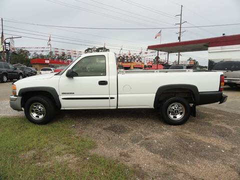 2004 GMC Sierra 2500 for sale in Lake Charles, LA