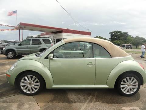 2008 Volkswagen Beetle Convertible