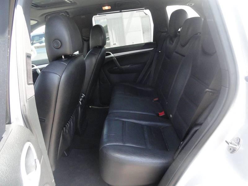 2008 Porsche Cayenne AWD Tiptronic 4dr SUV - Lake Charles LA