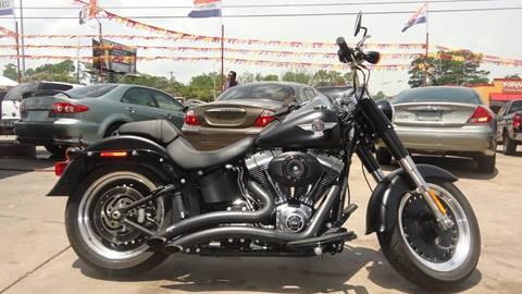 2013 Harley-Davidson FatBoy FLSTFB